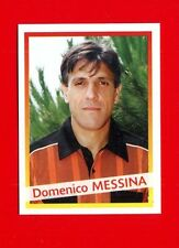 CALCIATORI Panini 2000-2001 - Figurina-sticker n. 439 - MESSINA -ARBITRO-New
