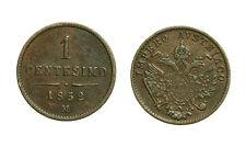 pcc1377_19) LOMBARDO VENETO  - 1 centesimo 1822 Milano