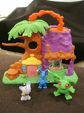 neopet mystery island playset with animals