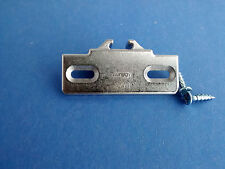 """(10) BLUM COMPACT 33 HINGE MOUNTING PLATES - 1 1/4 """" OVERLAY - WITH HARDWARE"""