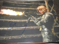 OLIVIA THIRLBY SIGNED 8X10 PHOTO DREED DARKEST HOUR AUTOGRAPH AUTO HOT SEXY