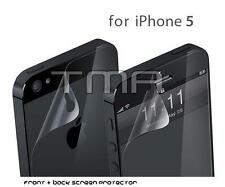 3X Ultra Crystal Clear Shield Guard Film Screen Protector For iPhone 5 5S