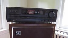 Technics SA EX110 stereo receiver Powerful Works Great 100 Watts X 2 Class H