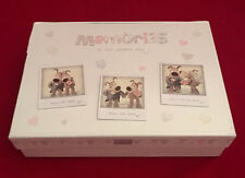 BOOFLE - BOOFLES MEMORIES KEEPSAKE BOX - WEDDING DAY - GIFT