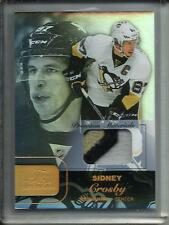 Sidney Crosby 15/16 Fleer Showcase Game Used Jersey Patch #15/15