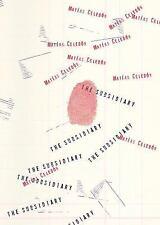 The Subsidiary, Celedon, Matias, New Book