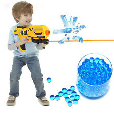 3000Pcs Water Bullets Balls Gun Pistol Toys Water Gun Crystal Soft Bullets Magic