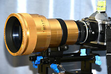 Isco Ultra Anamorphic 2x MC Cinemascope Lens Testd Samples Full Frame m4/3 2566