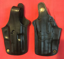 Black Leather RH Holster for SIG SAUER P220 P220C P226 formed molded, New