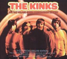 THE KINKS Village Green Preservation Society (3CD 2004 Sanc UK) EXCLLNT OOP RARE