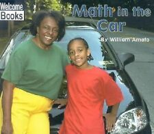 Math in the Car (Welcome Books: Math in My World)-ExLibrary