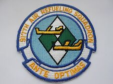 RAF/USAF squadron cloth patch  917th air refueling squadron