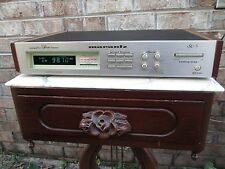 Marantz ST-5 Computer Stereo Quartz Synthesized Tuner  Multi Voltage Esotec?
