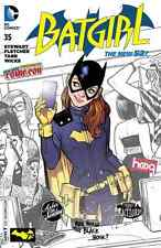 BATGIRL 35 RARE EXCLUSIVE NYCC 2014 VARIANT NM NEW 52 COMIC CON