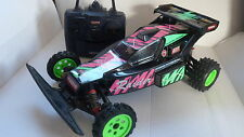 Kyosho raider arr electric radio controlled car !/10 scale with all radio gear