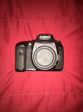Canon EOS 7D Mark I Digital SLR Camera - Black (Body Only)