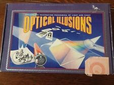 Nature Company Optical Illusions Science Experiment Kit