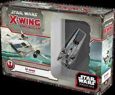 Fantasy Flight Games Star Wars X-Wing U-Wing Rebel Expansion Free UK P&P