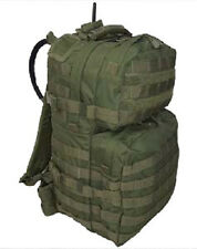 CONDOR MOLLE Nylon Medium Assault Back Pack Backpack 129 - OLIVE DRAB OD GREEN