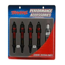 Traxxas 5460R Aluminum GTR Shocks Red (4) Revo/E-Revo/Summit/Slayer/Jato