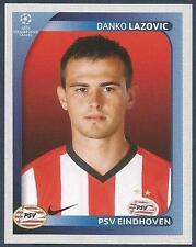 PANINI UEFA CHAMPIONS LEAGUE 2008-09- #432-PSV EINDHOVEN-DANKO LAZOVIC
