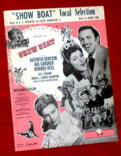 'SHOW BOAT' Vocal Selections — 1951 Moive Edition In Good Shape