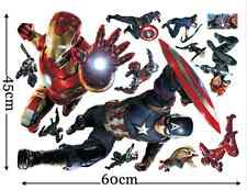 Avengers Movie Wall Stickers Decal