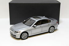 1:18 Norev BMW 550i F10 Limousine silver DEALER NEW bei PREMIUM-MODELCARS