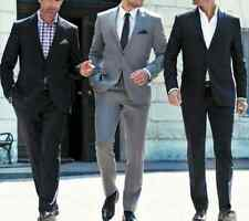Italian wool made to measure tailored men's bespoke Custom suit any size