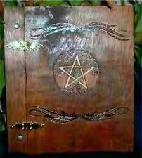 Fancy Pentacle Book of Shadows -Wicca,  Witch