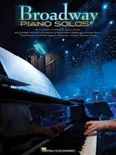 Broadway Piano Solos Learn to Play Miss Saigon King and I Music Book