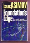 FOUNDATION'S EDGE (SIGNED by Isaac Asimov/1st US/#4 Foundation)
