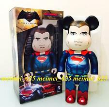 Bearbrick Medicom 2016 DC Comics Batman V Superman Superman 400% Be@rbrick