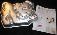 Wilton Cake Pan with INSTRUCTIONS 101 DALMATIAN Puppy by Disney 2105-3250