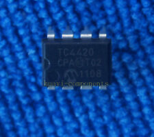 5pcs TC4420CPA TC4420 ORIGINAL 6A High-Speed MOSFET Drivers