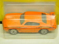 Matchbox PONTIAC GTO JUDGE # 70 - 1996 Orange MOFC SUPER FAST Series Muscle Car*