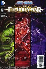 DC Comics 2014 HE-MAN ETERNITY WAR #11 NM Masters of the Universe SHE-RA Boarded
