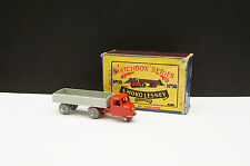 Matchbox Moko Lesney No.10a Mechanical Horse Excellent in Fair Box