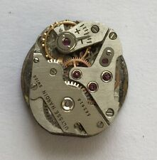 Ulysse Nardin lady's movement for parts, spares,
