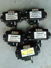 (5) Flojet n5000 t5000 co2 bib pumps  flushed tested Shurflo