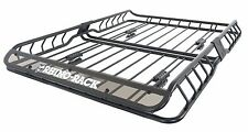 Rhino Roof Rack XTRAY Large Platform Tray for Luggage 4WD Camping RMCB02