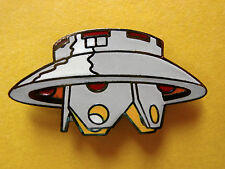 UFO WAR OF THE WORLDS F-SUB PINS SPACESHIPS OUTER SPACE VOYAGE BOTTOM OF SEA
