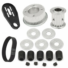 Electric Skateboard Kit Parts Pulleys and Motor Mount DIY For 80MM Wheels