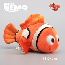 10'' Cartoon Finding Nemo Clown Fish Plush Toy Soft Stuffed Animal Doll Gift