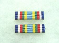 United Nations Medal, 2 service ribbons, Central African Republic , MINURCA