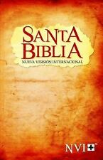 NVI Spanish Bible - Santa Biblia : Low Cost Outreach Edition by Biblica Staff...