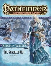 "Pathfinder Adventure Path #68 Reign of Winter chapter 2: ""The Shackled Hut"" New"