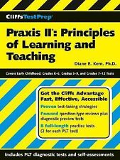 CliffsTestPrep Praxis II: Principles of Learning and Teaching (CliffsT-ExLibrary