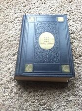 A VOICE FROM THE DUST 1939 RARE BOOK OF MORMON CHRONOLOGICAL ORDER
