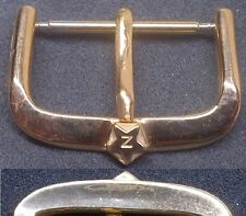 Original Zenith Buckle Fibbia 20mm inner From 1970 Rose Gold Plated L@@K ! !